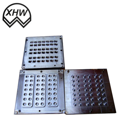 rubber compression mould